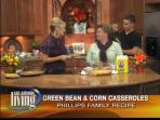 Image of Green Bean And Corn Casserole Recipes from tastydays.com