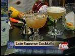 Image of Late Summer Cocktail Recipes from tastydays.com
