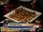 Image of DeWolf Tavern Cocktail Party Recipes from tastydays.com