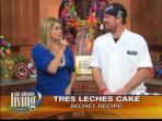 Image of Recipe: Tres Leches Cake from tastydays.com